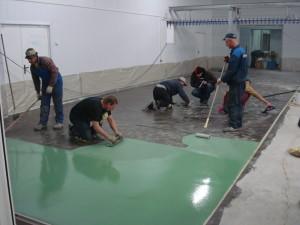 полимерное покрытие 6мм на Санта Бремор